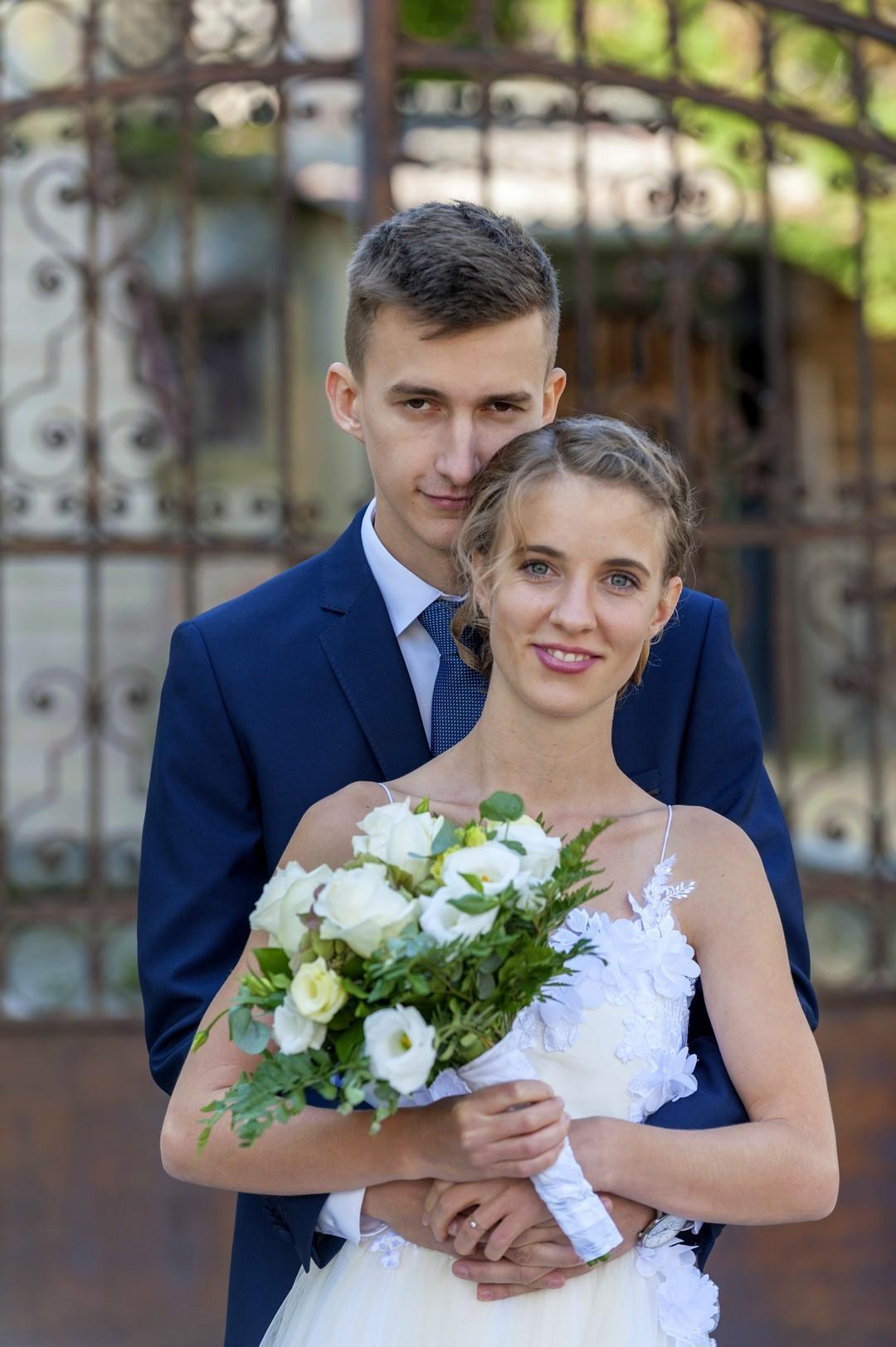 Krisztina és Dávid